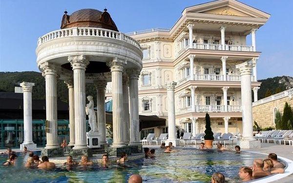 Hotel Aphrodite Palace, Slovensko, vlastní doprava, plná penze2