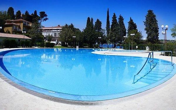 Hotel Salinera Resort 4*, Slovinsko, vlastní doprava, snídaně v ceně5