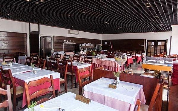 Hotel Zagreb, Kvarner, vlastní doprava, snídaně v ceně2