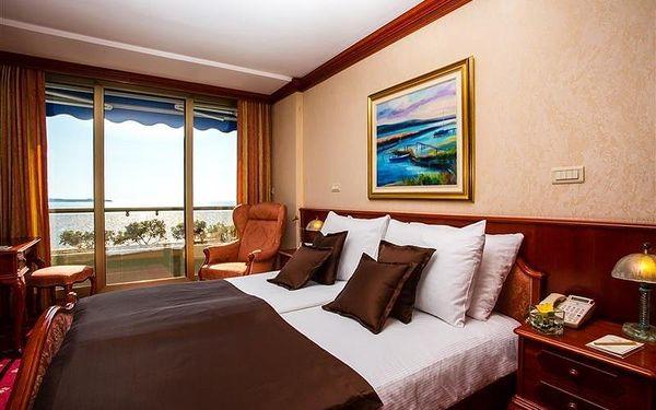 Grand Hotel Bernardin, Slovinsko, vlastní doprava, snídaně v ceně5