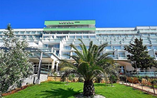 Hotel Hedera, Istrie, vlastní doprava, polopenze3