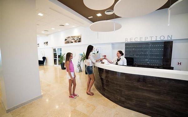 Hotel Omorika, Kvarner, vlastní doprava, snídaně v ceně5