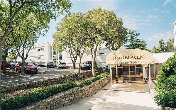 Hotel Slaven, Kvarner, vlastní doprava, snídaně v ceně5