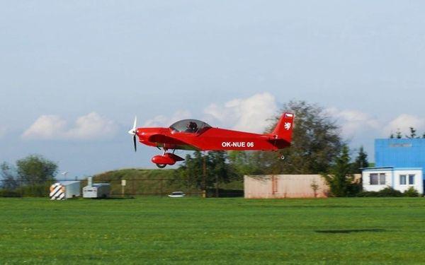 Pilotem sportovního letounu Zenair pro 1 osobu na 20 minut4