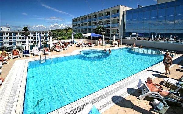 Hotel Gran Vista, Istrie, vlastní doprava, snídaně v ceně5