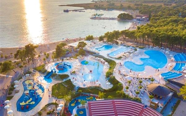 Chorvatsko - Zaton na 4-6 dnů
