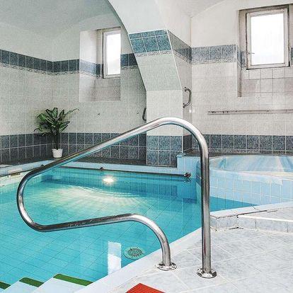 Lázeňský pobyt s polopenzí a procedurami v hotelu Sevilla***