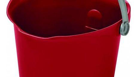 Curver Uklízecí kbelík červený R31509 9 l