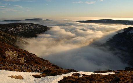 Prázdninové víkendy na horách v Peci pod Sněžkou