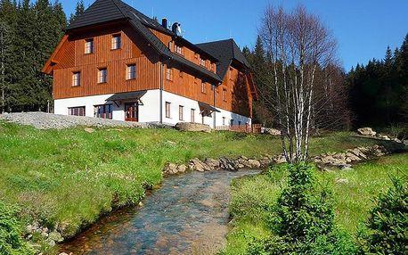 Modrava, Plzeňský kraj: Hotel Madr
