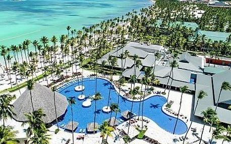 Dominikánská republika - Východní pobřeží letecky na 11 dnů, all inclusive