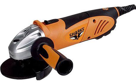Sharks SH115 Úhlová bruska