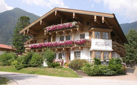 Rakousko - Salcbursko na 8 dnů