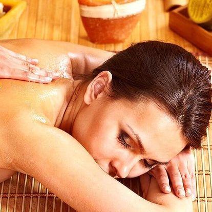 Thajská masáž olejem z čaje: polední termíny