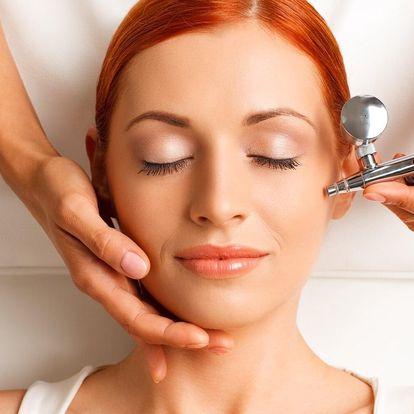 Kosmetické ošetření pleti 90% kyslíkem i pro muže