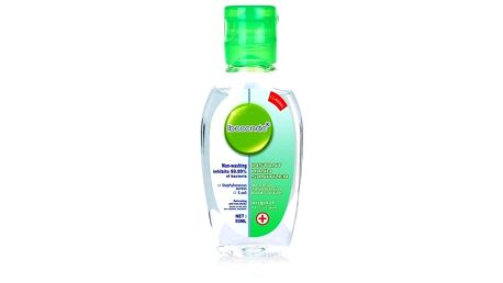 Antibakteriální gel na ruce GE50