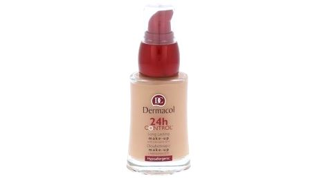 Dermacol 24h Control 30 ml dlouhotrvající make-up s koenzymem q10 pro ženy 4