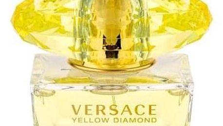 Versace Yellow Diamond toaletní voda 50 ml pro ženy