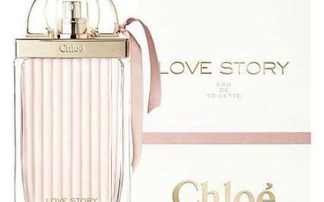 Chloé Love Story toaletní voda 75 ml pro ženy