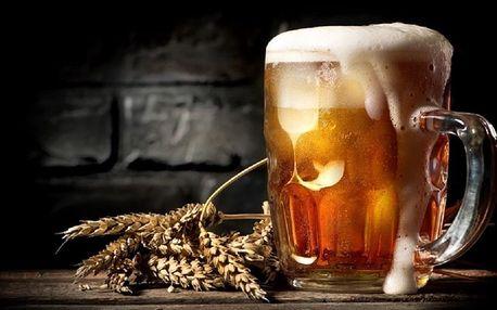 Pivní wellness v Kostelci nad Orlicí