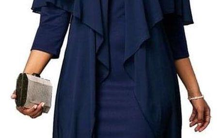 Dámské šaty plus size Caitie
