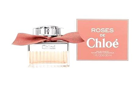 Chloé Roses De Chloé toaletní voda 30 ml pro ženy