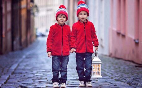 Praha pro malé nožky - procházky pro rodiny