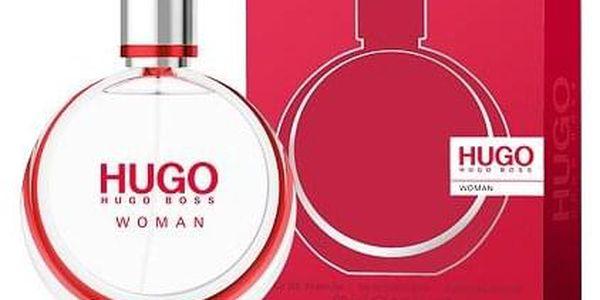 HUGO BOSS Hugo Woman parfémovaná voda 50 ml pro ženy