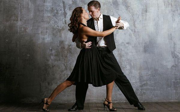 Vedená tančírna: vstupy na otevřené lekce pro 1 i 2