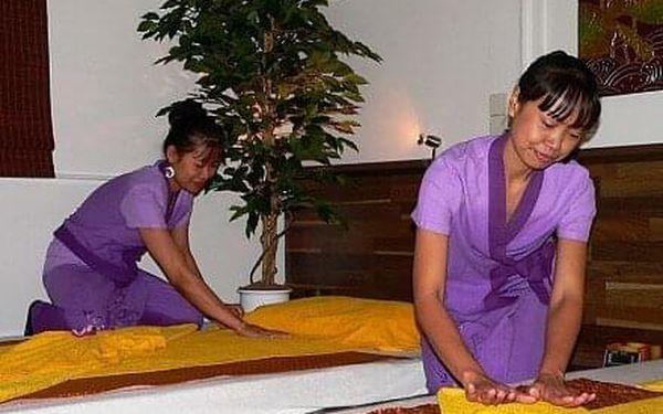 Sawan - Thajské masáže