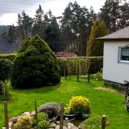 Středočeský kraj: Holiday Home close to Prague