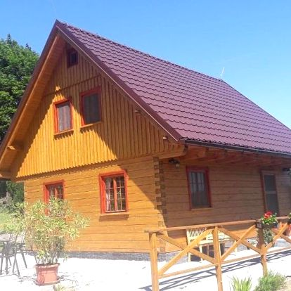 Karlovarský kraj: Roubenka Háj