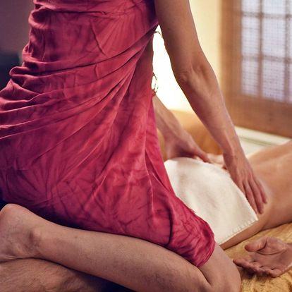 Tantrická masáž pro ženy, muže i páry: až 90 min.
