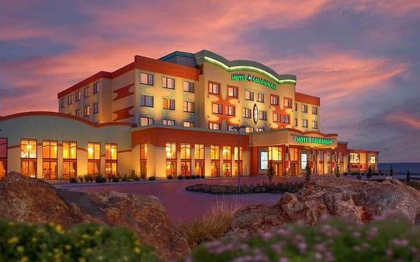 Jižní Morava: Znojmo v Hotelu Savannah **** s neomezeným wellness, polopenzí a slevami