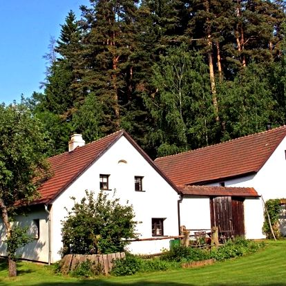 Jihočeský kraj: Holiday Home Benesov