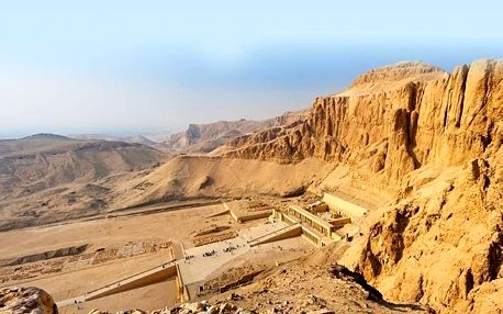 Egypt - Hurghada letecky na 15-16 dnů, strava dle programu