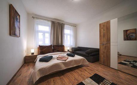 Apartmánek v Bluestars Home pro zamilované, kdykoliv v pracovním týdnu a v neděli, Karlovy Vary na 2 noci v Karlových Varech
