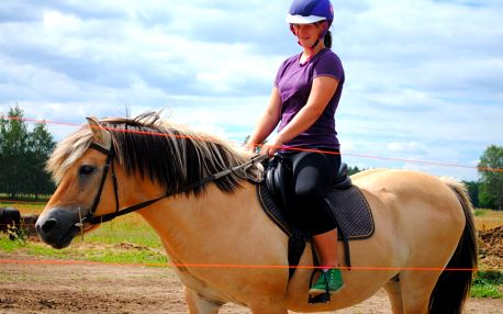 Letní příměstský tábor u koní i s ježděním
