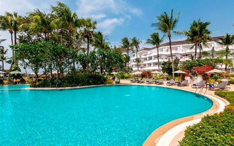 Thajsko - Phuket letecky na 12 dnů, snídaně v ceně