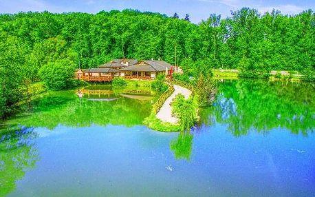 Slovensko: Bílé Karpaty u hranic v Hotelu Alexandra **** s wellness, rybolovem a bohatým vyžitím + polopenze