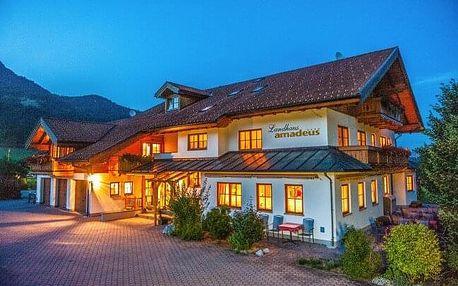 Rakousko v objetí hor: Hotel Landhaus Amadeus **** s wellness, SommerCard, půjčením kol a snídaní