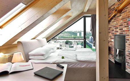 Pobyt ve 4* hotelu v Praze se snídaní a wellness