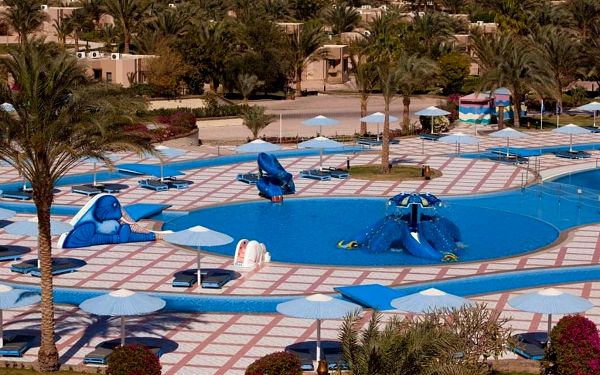 PHARAOH AZUR, Hurghada, letecky, all inclusive2