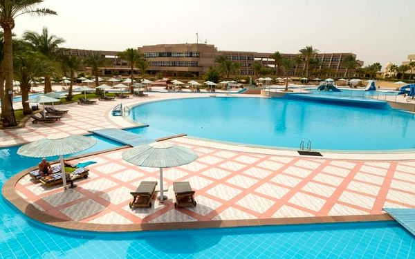 PHARAOH AZUR, Hurghada, letecky, all inclusive3