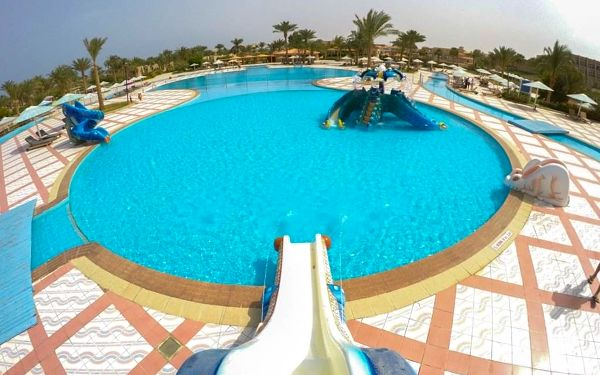 PHARAOH AZUR, Hurghada, letecky, all inclusive4