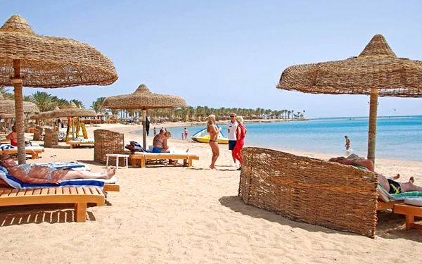 PALM ROYALE SOMA BAY, Hurghada, letecky, all inclusive2