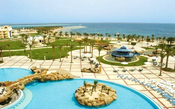 PALM ROYALE SOMA BAY, Hurghada, letecky, all inclusive4