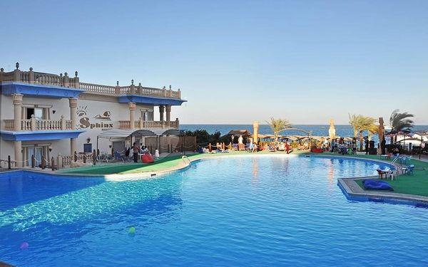 SPHINX, Hurghada, letecky, all inclusive5