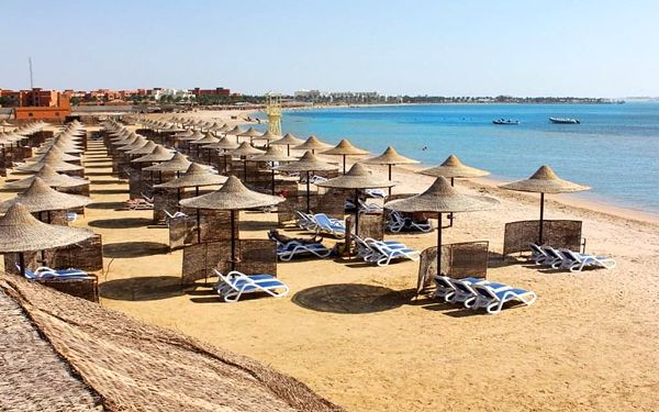 MÖVENPICK SOMA BAY, Hurghada, letecky, polopenze5