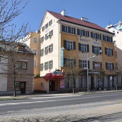 Západočeské lázně: Hotel Haná